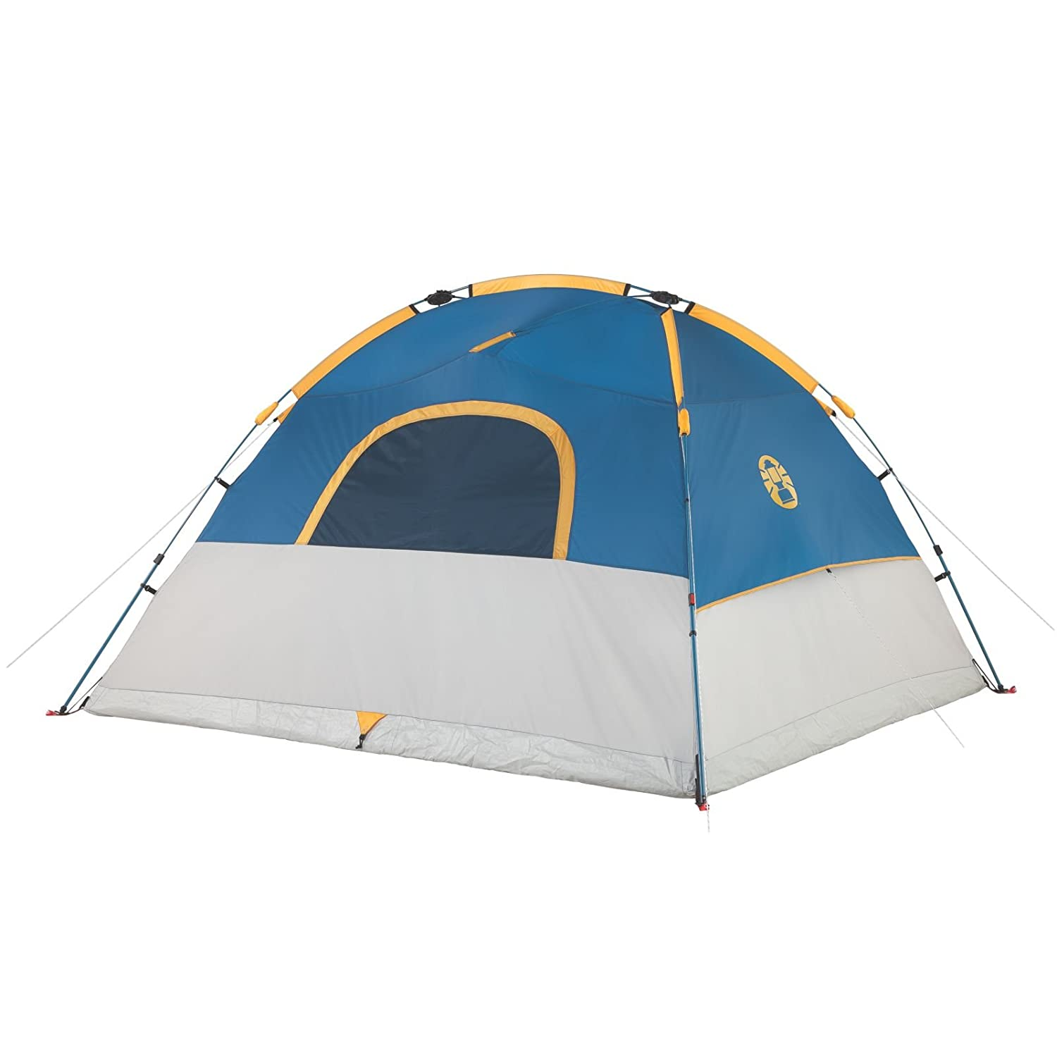 Amazon.com  Coleman C&ing 6 Person Flatiron Instant Dome Tent  Sports u0026 Outdoors  sc 1 st  Amazon.com & Amazon.com : Coleman Camping 6 Person Flatiron Instant Dome Tent ...