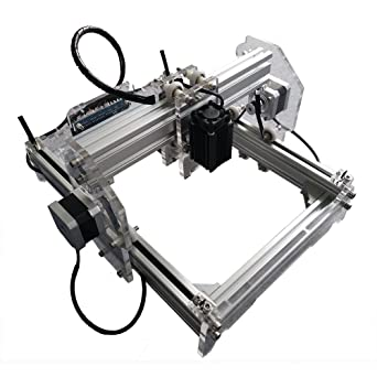 300 mW Desktop DIY Laser Engraving Machine Escritorio ...