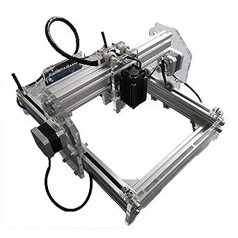 2500 mW Desktop DIY Laser Engraving Machine Escritorio Grabador ...