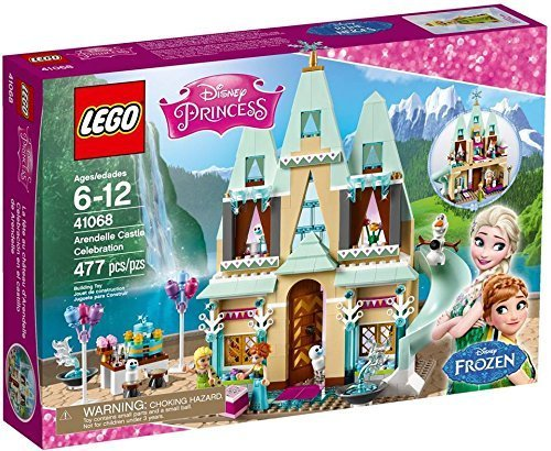 Lego Disney Princess Anna and The Snow Queen 41068 Allendale Castle [parallel import goods] -