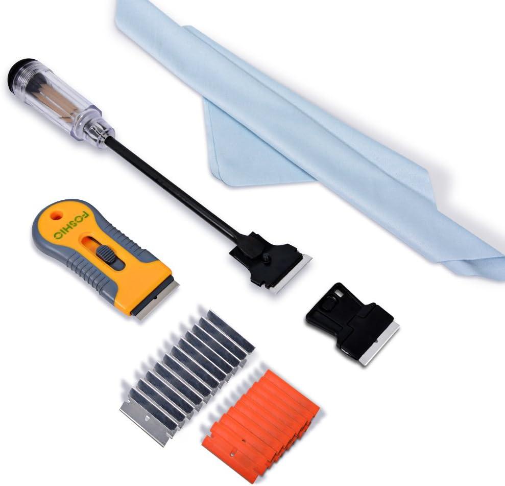 Glass Scraper Plastic Cleaning Multi-purpose Razor Blade Scraper