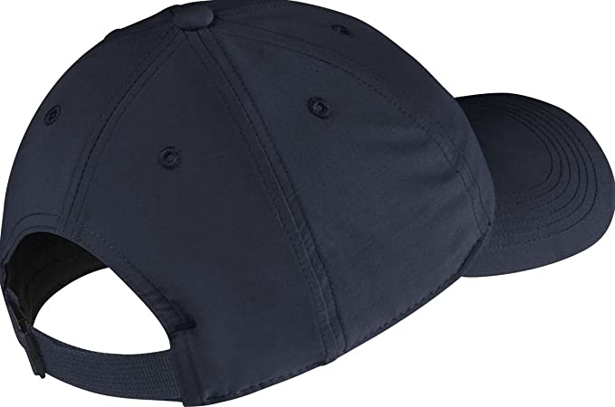 Nike Kid's Metal Swoosh Heritage 86 Cap, Blue (Obsidian/Metallic Silver),  One Size: Amazon.co.uk: Sports & Outdoors
