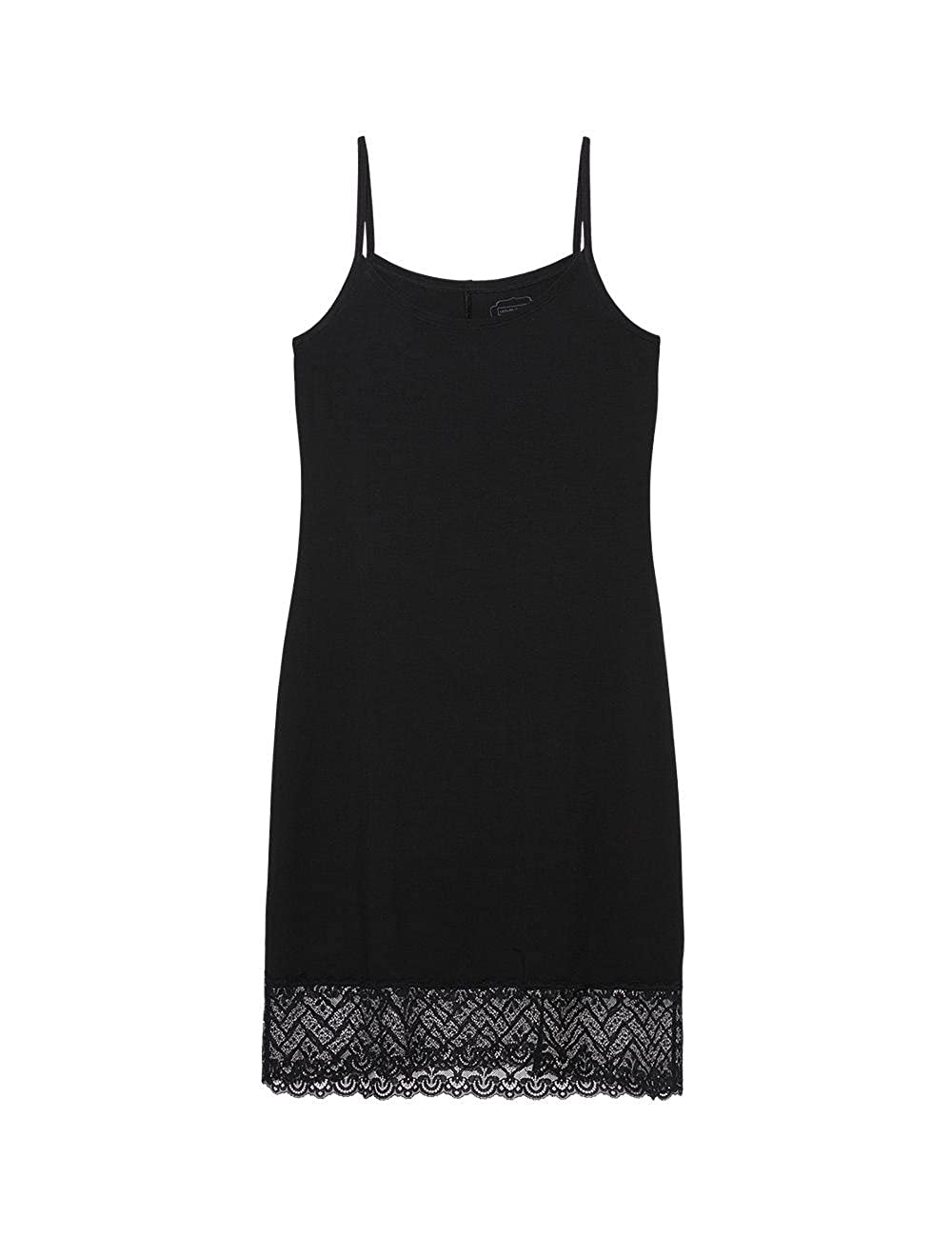 Intimissimi Womens Micromodal Slip with Lace Frill