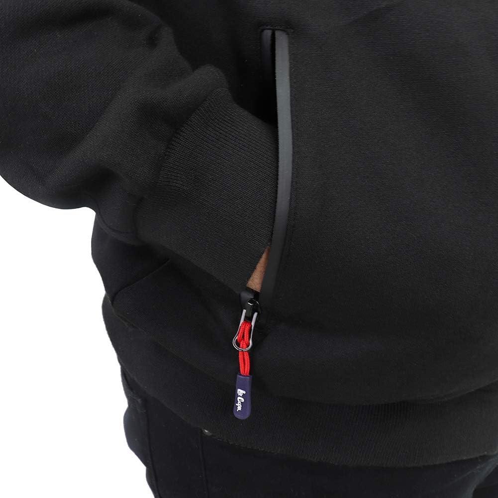 L colore nero impermeabile impermeabile impermeabile Giacca da lavoro imbottita termica leggera con stampa mimetica Lee Cooper Workwear