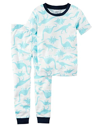 d25a6e2e3 Amazon.com  Carter s Little Boys  2-Piece Snug Fit Cotton PJs ...