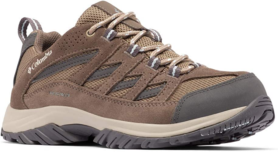 Columbia Womens Crestwood Hiking Shoe
