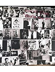 Keith Richards the Rolling Stones signed album exile on main street lp epperson loa