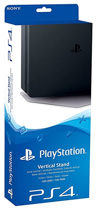 29 opinioni per PlayStation 4- Vertical Stand Black D