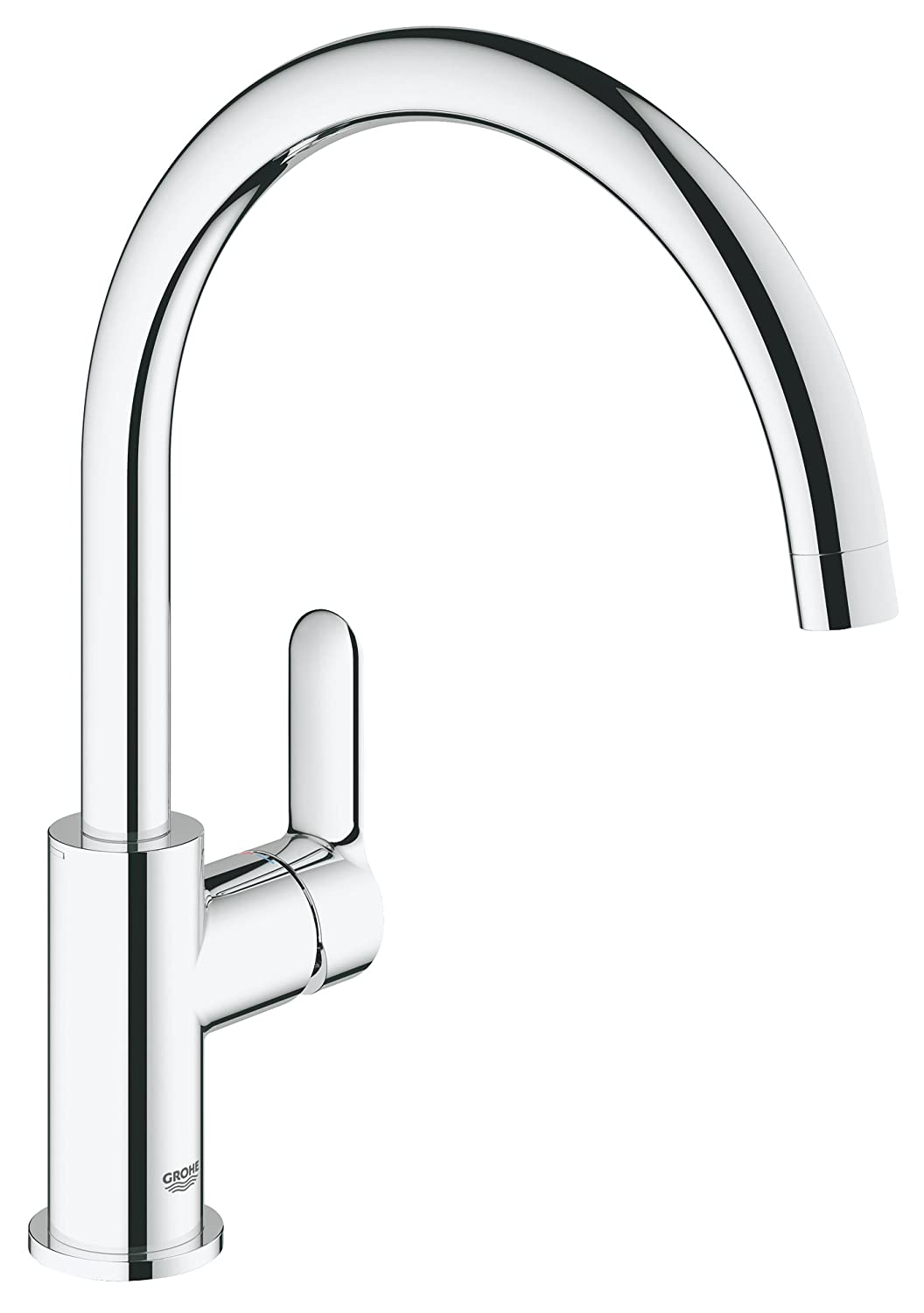 GROHE 31367000 | BauEdge Kitchen Tap: Amazon.co.uk: DIY & Tools