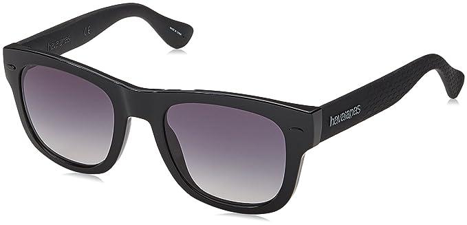 Havaianas PARATY/M LS QFU, Gafas de Sol Unisex Adulto, Negro (Black
