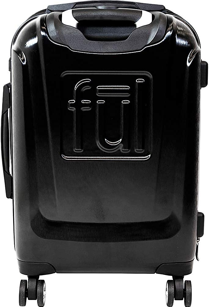 Black 21 inch ful Marvel Marvel Panther Molded Luggage