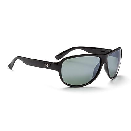 New Balance Sol NB 309 - 2 Gafas de Sol, Negro Brillante ...
