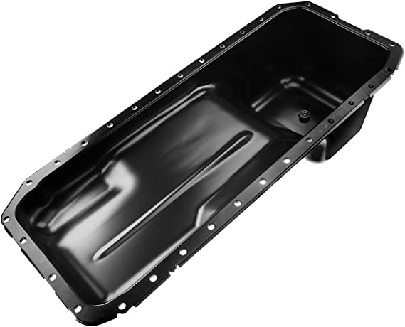 labwork Engine Oil Pan,Pickup Truck Engine Oil Pan 264-470 Fit for Dodge Ram 2500 3500 4500 5500 5.9L 6.7L 5086855AA 68043300AA
