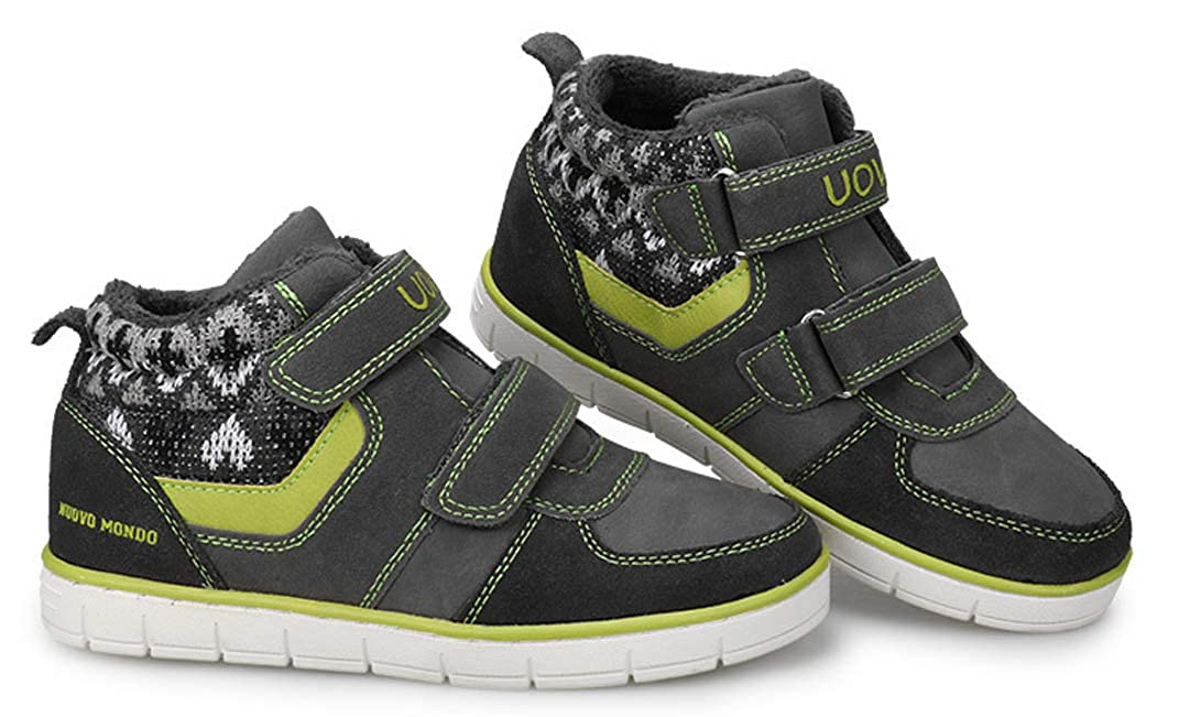 Toddler//Little Kid iDuoDuo Kids Athletic Waterproof Hiking Short Boots Cold Weather Sport Trainers