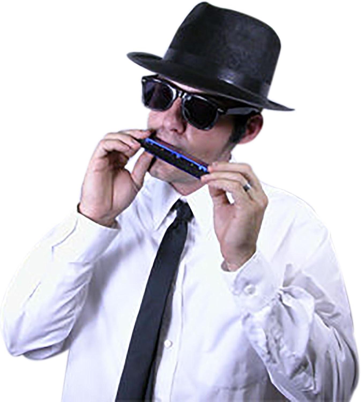 Completo Kit de disfraz de los Blues Brothers: Amazon.es: Ropa y ...