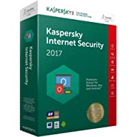Kaspersky Internet Security 2017   2 Geräte   1 Jahr   PC/Mac/Android   Download