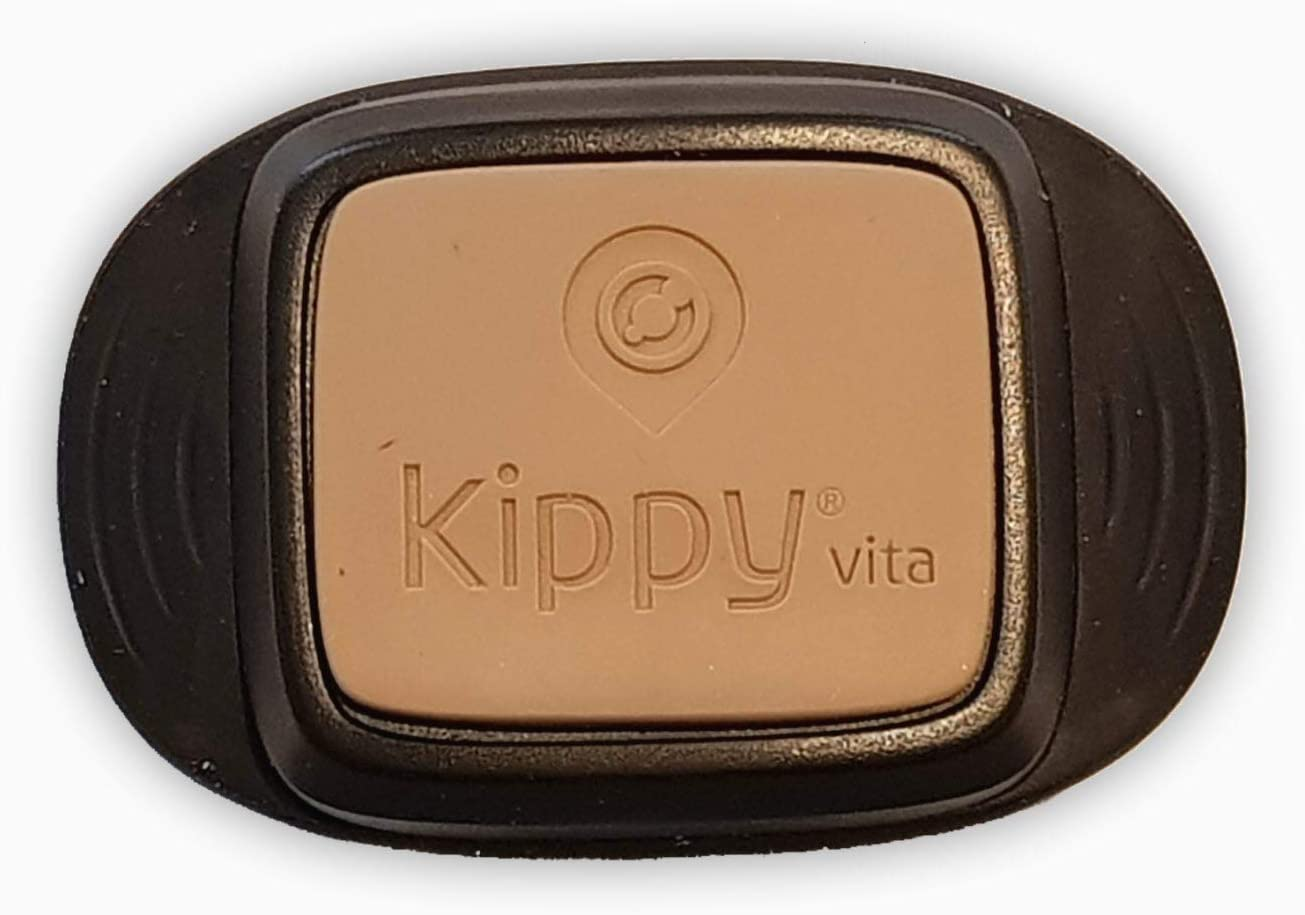 GPS Monitoring /& Activity Monitor for Dogs Smartphones Android Pet GPS Tracker for Dogs and Cats by Kippy Works with iPhone Tablets Simply attach to your Pets Collar or Harness Data Service Subscription Required and Sold Separate Cats and more