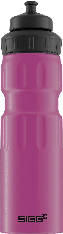 Sigg WMB Berry Touch, Deportes Aluminio, Botella, sin BPA Botella, Aluminio, Color Rosa, 0.75 l d402d6