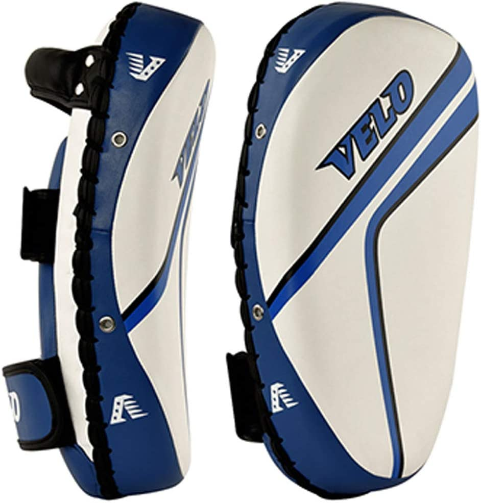 VELO Arm pad Kick Boxing Strike Curved MMA Focus Muay Punch Shield Mitt Curved