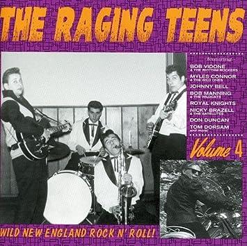 Raging teens video