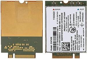 PUSOKEI EM7455 4G Network Card Module for ThinkPad, 4G LTE NGFF/M2 Network Card Adapter for ThinkPad T460 T460p T460s UMTS/HSDPA/HSPA+