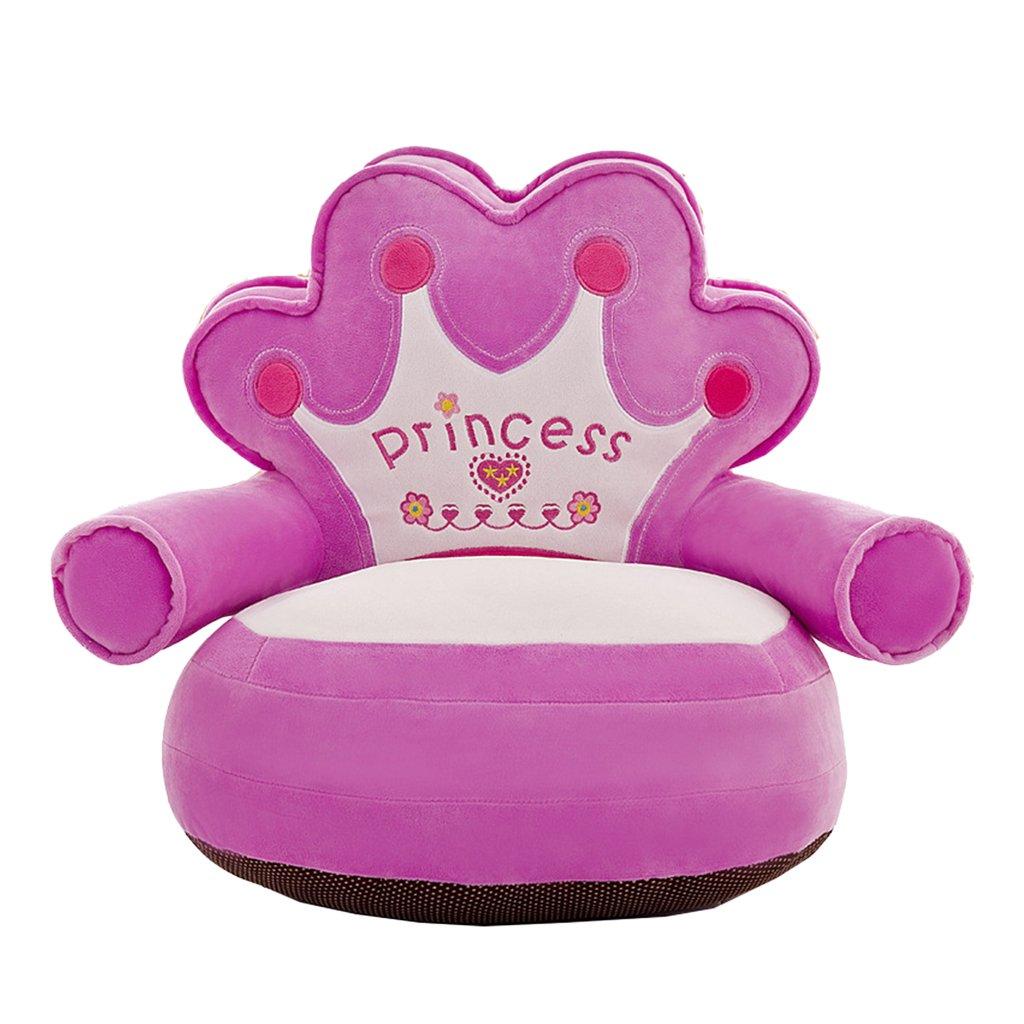 Blau B/är LOVIVER Cute /& Bequeme Kinder Sessel Cover Kinder Kleinkind Sitzsack
