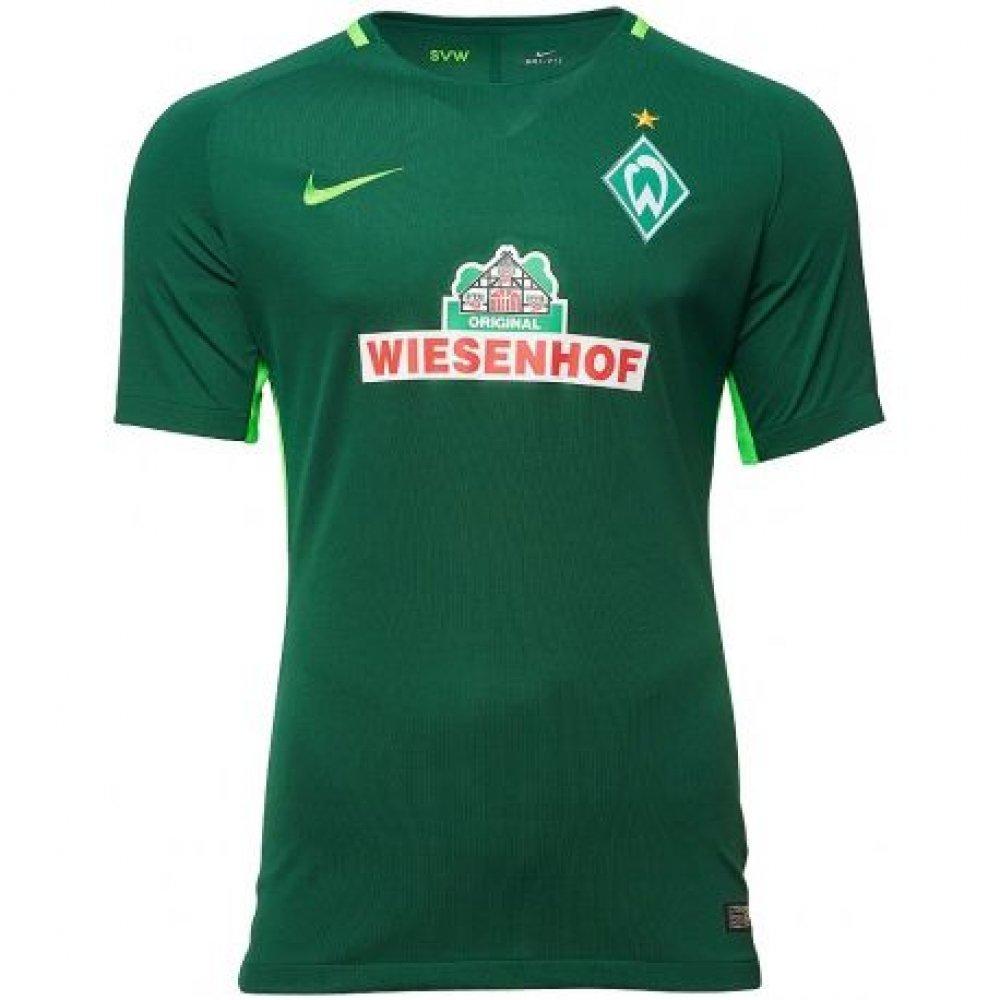 Nike 2017-2018 Werder Bremen Home Shirt (Kids)