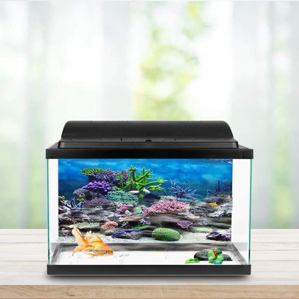 Sfondo Acquario Fish Tank Decorazioni Immagini in PVC Adesivo Poster Underwater Coral fondale Decorazione Carta Cling Decalcomanie 50cm 91