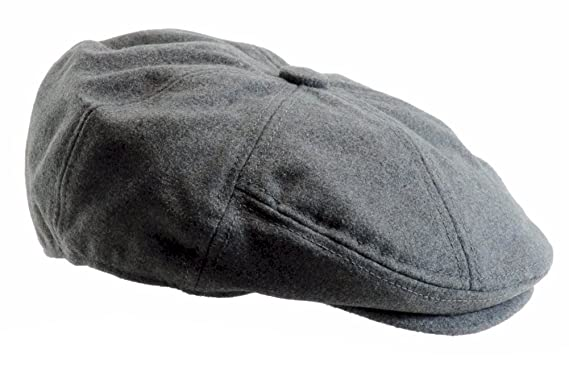 09afca8c06a Amazon.com  New Era EK Don Gatsby Cap - Grey - M  Clothing