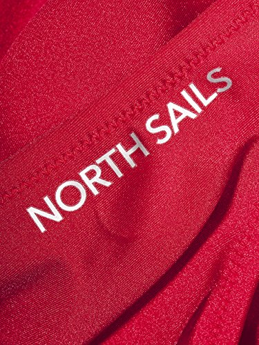 Donna di Bagno Sails Elastane L Pezzi da North da Costume Rosso Colore Due di 0EAxPBfW