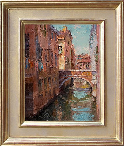 (Side Canal Venice)