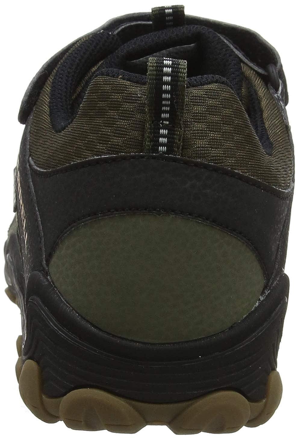 Zapatillas de Senderismo Unisex ni/ños Merrell M-Chameleon 7 Low A//C WTRPF