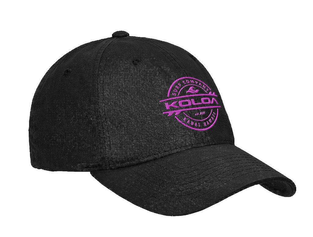 1427e8969 Joe's USA Koloa Surf Thruster Logo Old School Curved Bill Solid Snapback  Hats