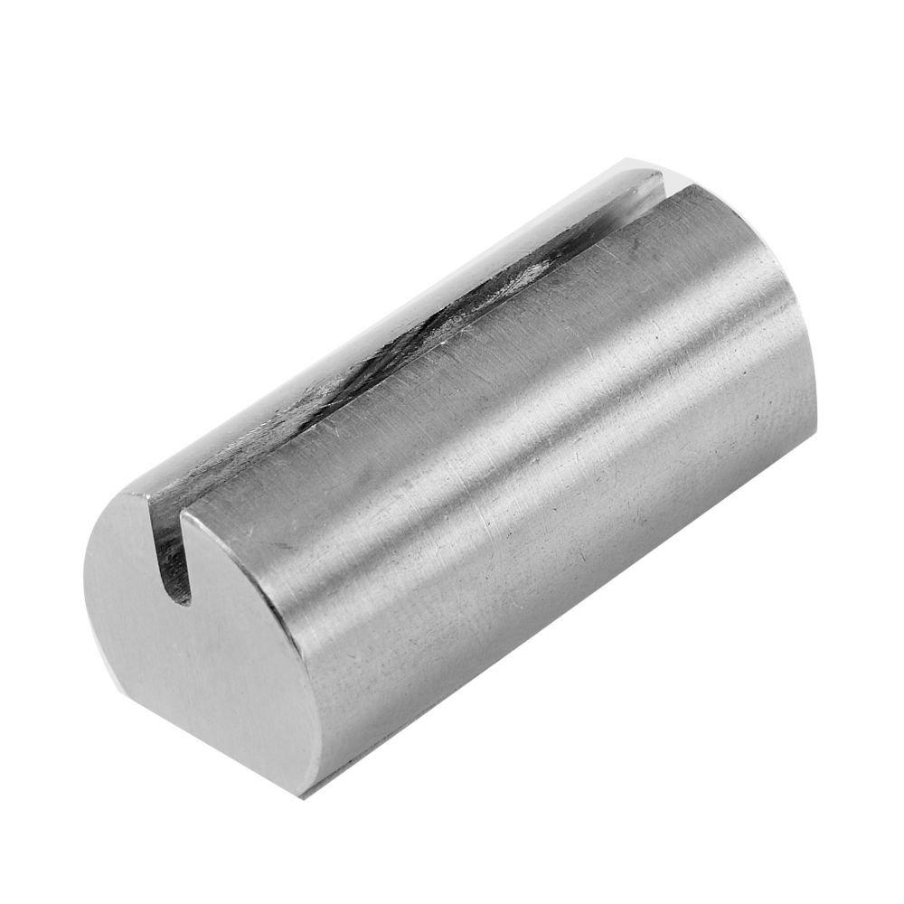 American Metalcraft SRCH125 Card Holder, Stainless Steel, Rod, Round, 1-1/4'' L