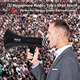 Pyle Portable Compact PA Megaphone Speaker with
