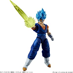 Bandai Hobby Figure-Rise Standard Super Saiyan God Super Saiyan Vegetto ''Dragon Ball Z'', White