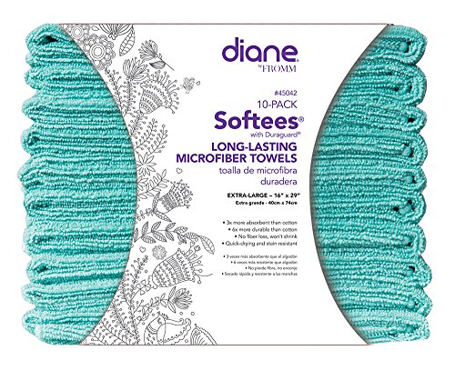 Diane Softees Duraguard Aqua 45042