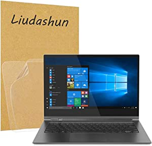 "Liudashun Screen Protector for Lenovo Yoga C930 C930-13IKB 14"" Laptop [2 Pack]"