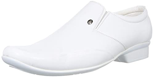 Buy Action Shoes Men's White Formal