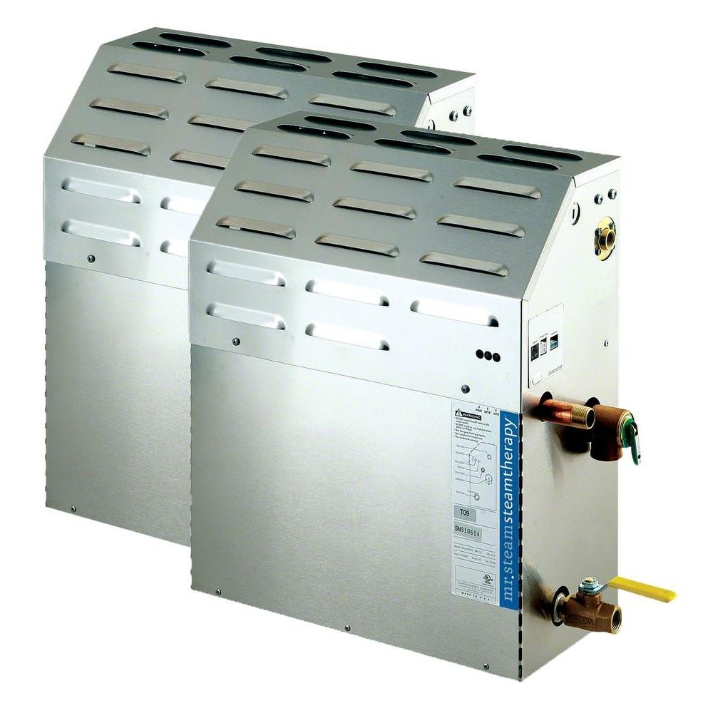 Mr. Steam Mssuper5ec1 eTempo Super-5e 24 Kw 240v 1ph Steambath Generator Only