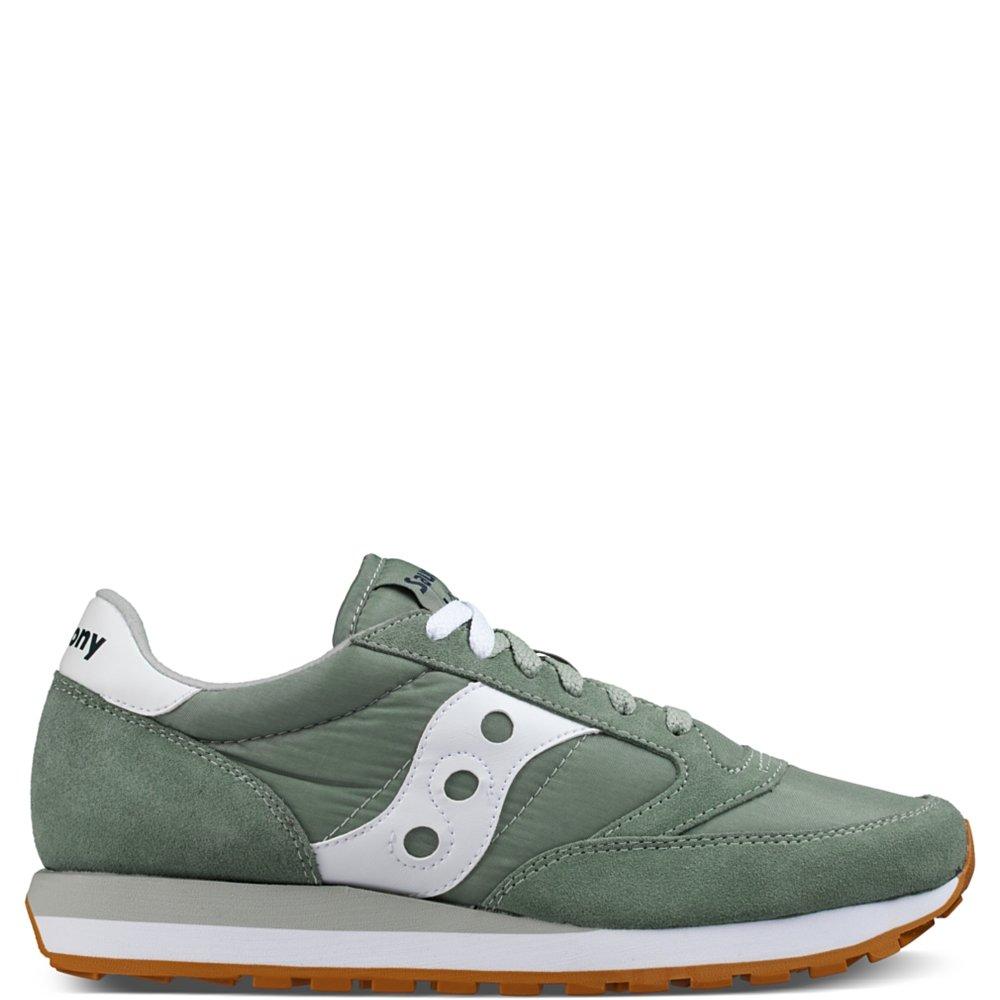 Vert (Light vert vert blanc 383) Saucony Jazz Original, Chaussures de Cross Homme, Vert, 43 EU  chaud