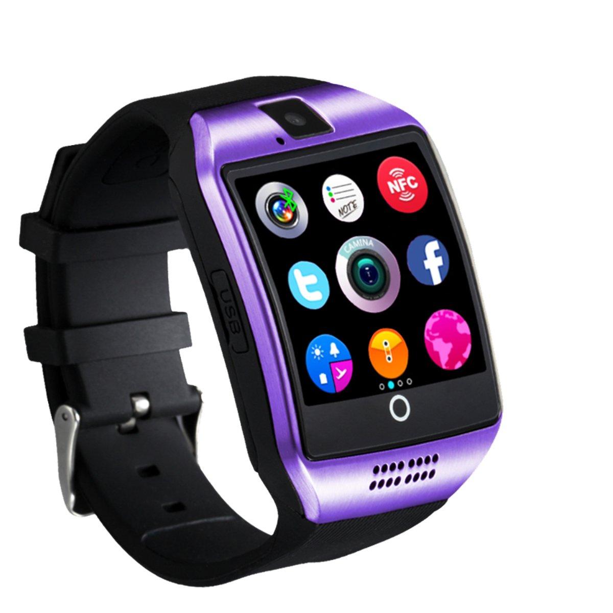 Reloj inteligente (rosa): Amazon.es: Electrónica