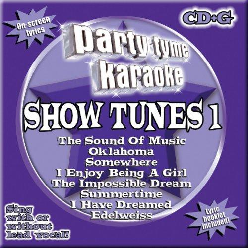 Party Tyme Karaoke: Show Tunes 1]()