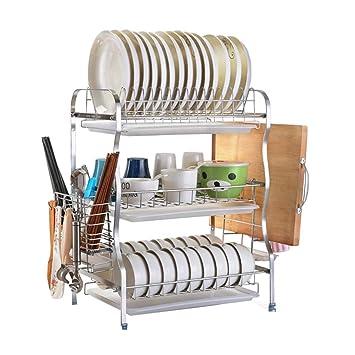 El perchero de cocina - el tenderete de lavar, los platos de ...