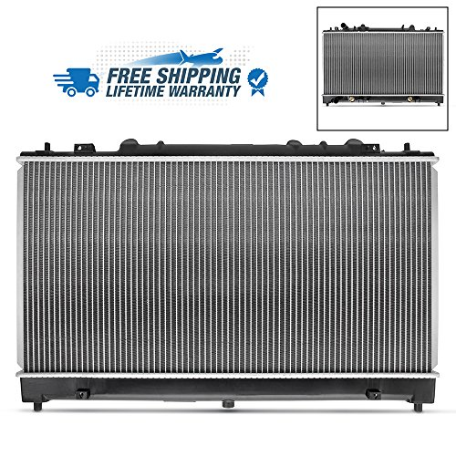 - For 2003 2004 2005 2006 2007 2008 Mazda 6 3.0L V6 Engine Plastic Tanks Aluminum Core 2672 Radiator