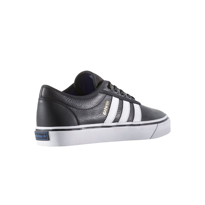 Adidas Adi-Ease Black / White / Gold Skate Shoes: Amazon.ca: Shoes &  Handbags
