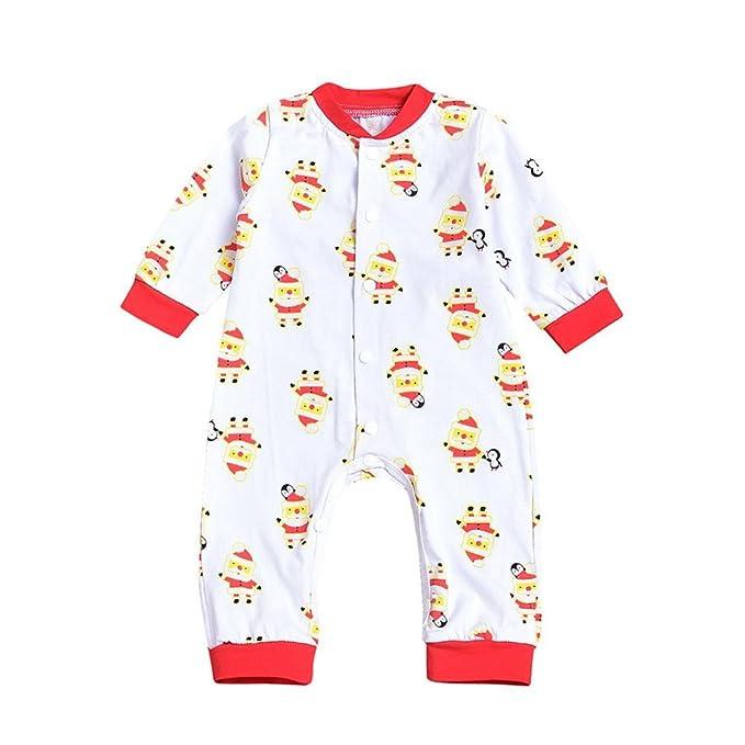 Saihui - Pijamas enteros - para bebé niña
