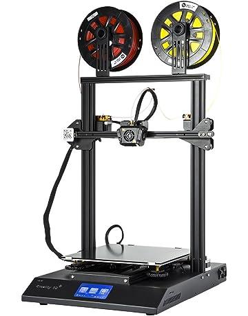 [Creality 3D Tienda directa] impresora 3D CR-X con doble extrusora Pantalla táctil