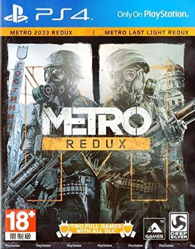 Metro Redux(???:???) [video game]: Amazon.es: Videojuegos