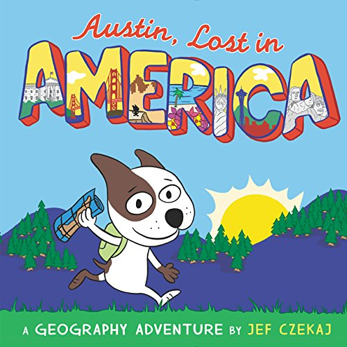 Austin, Lost in America: A Geography Adventure pdf epub